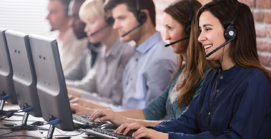 Call Center responsiveness during world crises