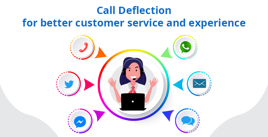 call deflection for customer experience