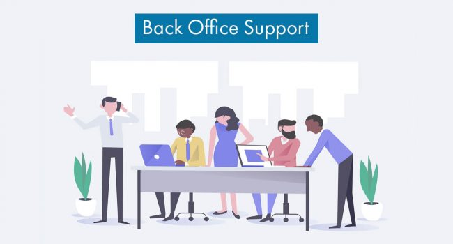 back office support for business